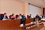 Круглый стол 'Потребности организаций сферы сервиса и туризма в квалифицированных кадрах'