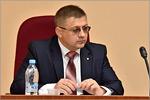 Заведующий кафедрой управления персоналом, сервиса и туризма Игорь Корабейников