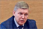 Начальник управления международного сотрудничества Эдуард Ясаков