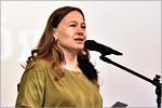 Министр культуры и внешних связей Оренбургской области Евгения Шевченко