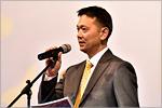 Министр, заведующий информационным отделом Посольства Японии в России Котаро Оцуки