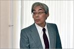 Профессор Высшей школы науки Университета Хиросимы, почетный профессор ОГУ Такаюки Эбата