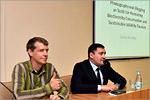 Харолд Бриндли и Олег Крикотов
