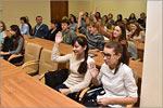 Лекция Харолда Бриндли для студентов и преподавателей ОГУ