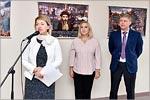 Ирина Солодилова, Валентина Щербина и Эдуард Ясаков