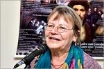 Преподаватель курсов немецкого языка для иностранцев при Университете Людвига— Максимилиана (Мюнхен) Ангелика Мария Йодль
