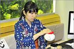 Tomoko Ishibashi, Lecturer of Japanese language, Japanese Information Centre, OSU