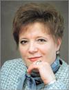 Людмила Третьяк, доцент кафедры метрологии, стандартизации и сертификации