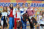 Чемпионат России по плаванию на короткой воде. М. Каменева