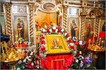 Молебен в храме-часовне Святой мученицы Татианы