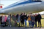 Экскурсия в музей авиации