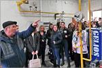 Экскурсия в ООО«Оренбургская бетонная компания»