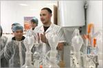 Экскурсия в микробиологическую лабораторию пивоваренного завода «Крафт»