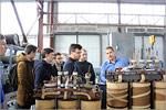 Экскурсия в цех по ремонту трансформаторов филиала ПАО«МРСК Волги»— «Оренбургэнерго»