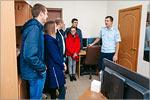 Экскурсия в отдел информационного обеспечения МРЭО ГИБДД № 1 УМВД России по Оренбургской области