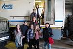Экскурсия в НПФ «Оренбурггазгеофизика» и  ООО «Газпром георесурс»