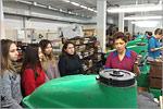 Экскурсия на обувную фабрику «Юничел»