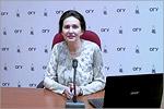 Татьяна Ольховая, проректор по учебной работе ОГУ