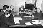 Заседание ученого совета, 1979 г.