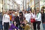 На лингвистической практике в Чехии. Открыть в новом окне [101Kb]