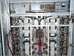 Экспериментальный привод мощностью 200 кВт для двухфазного асинхронного двигателя. Открыть в новом окне [137Kb]