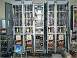 Шкаф главных электроприводов экскаватора ЭКГ-10 по системе ТП-Д. Открыть в новом окне [138Kb]