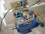 Промышленный образец встраиваемого преобразователя частоты мощностью 11 кВт с рекуператором энергии. Открыть в новом окне [132Kb]