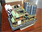 Преобразователь частоты мощностью 3 кВт. Открыть в новом окне [132Kb]