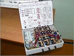 Переносной лабораторный стенд по исследованию реверсивного тиристорного преобразователя для электропривода. Открыть в новом окне [126 Kb]