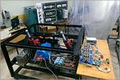 Лабораторный стенд по исследованию тягового электрического привода. Открыть в новом окне [142 Kb]