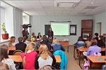Открытие фестиваля 'Россия и Германия: взаимопонимание языков и культур'. Открыть в новом окне [112 Kb]