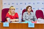 Людмила Зубова и Ирина Чайковская