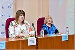 Анастасия Никитина и Галина Епанчинцева