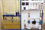 Лабораторный стенд 'Автоматическое управление расходом, давлением и уровнем жидкости' АУ-РДУЖ-010-49ЛР-01. Открыть в новом окне [74Kb]