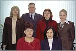 Коллектив кафедры таможенного дела в 2005 году