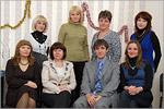 Коллектив кафедры таможенного дела в 2009 году