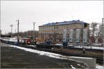 ЦТК нечетной системы станции Орск (место расположения служебных помещений таможенного поста)