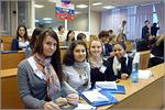 Студенты кафедры ТиПП на конференции в Челябинске