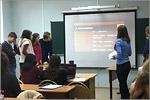 Учебная аудитория кафедры теории и практики перевода