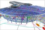 Проектирование зданий и сооружений со сложными конструктивными схемами