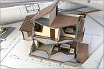 Одна из важнейших задач проектирования — выбор эффективных строительных материалов и энергосберегающих технологий
