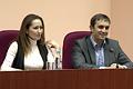 Встреча слушателей МАГУ с Михаилом Чабаненко