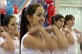Фестиваль фитнес-аэробики в ОГУ