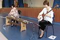 Мастер-класс игры на традиционных японских музыкальных инструментах