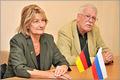 Визит в ОГУ документалистов из Германии