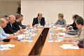 Заседание Совета ректоров вузов Оренбуржья