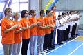 Спортивное посвящение в профессию студентов ОГУ и ОГАУ