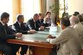 Немецкая делегация в ОГУ
