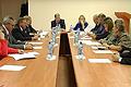 Заседание Совета ректоров вузов Оренбургской области