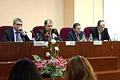 Пресс-конференция ректоров вузов Оренбуржья по приемной кампании—2014